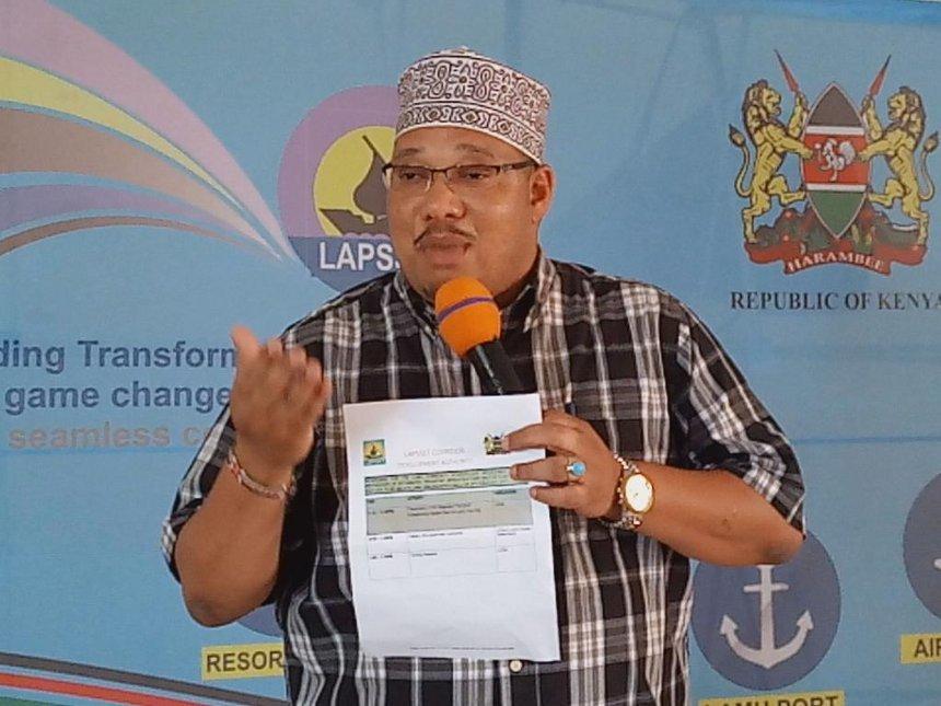 Lamu leaders threaten to sabotage Lapsset project