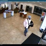 FBI searching for suspect of Trussville bank robbery