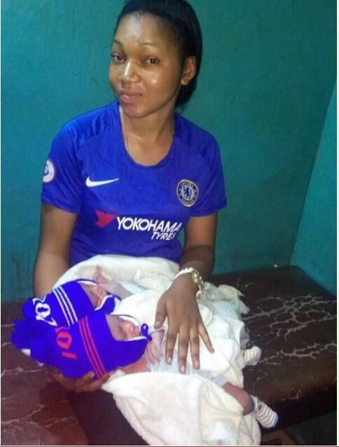 Proud Chelsea Fan Gives Birth To Twins During Champions League Match (Photos) https://t.co/aoHyB8uTTI https://t.co/4hd055nEbr