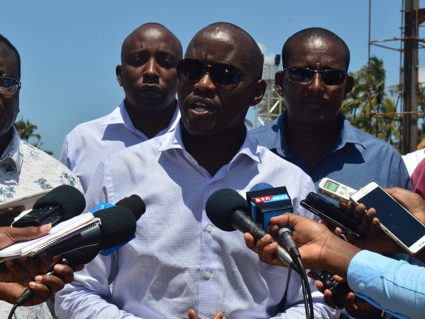 Contractor to handover complete Sh1.7 billion Kisumu oil jetty to KPC