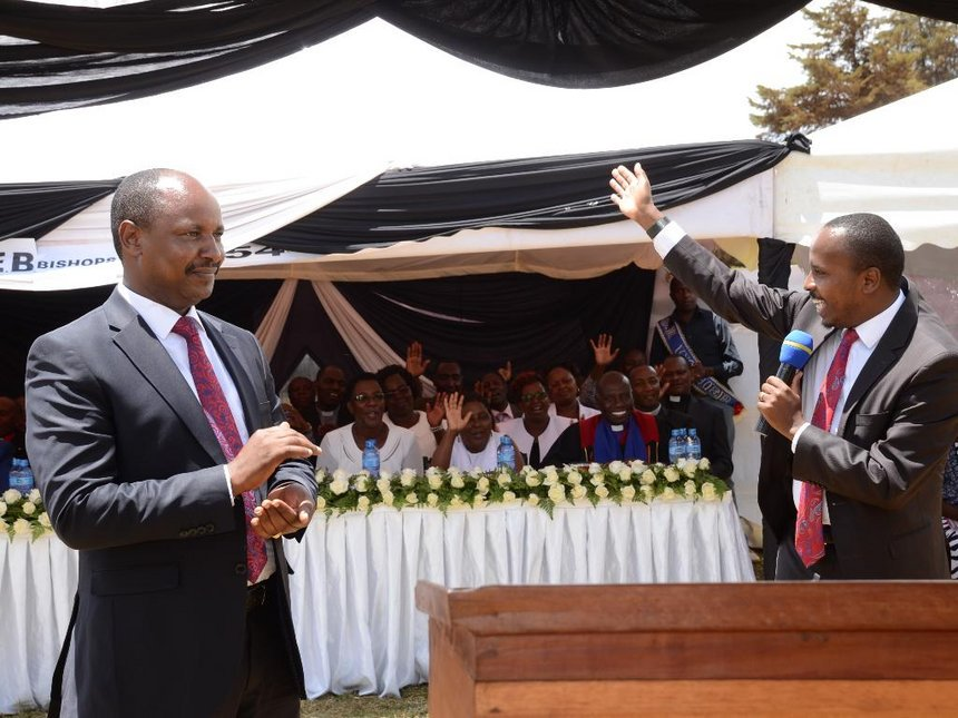 Mt Kenya voters will back Ruto for his loyalty to Uhuru, MPs say