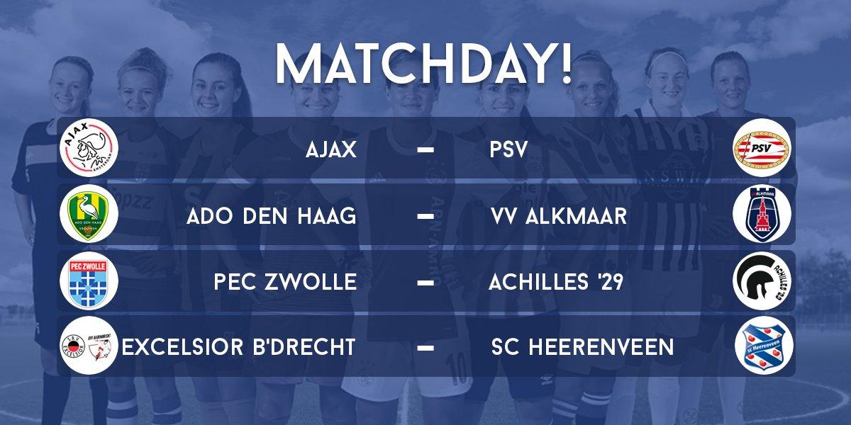 #EredivisieVrouwen