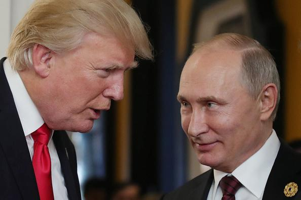Donald Trump joins Putin and Xi on the list of human rights violators, report reveals