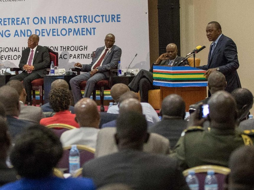 Promote private investment for growth, EAC heads urged