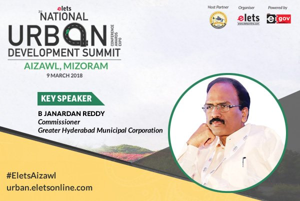 test Twitter Media - Elets National Urban Development Summit - Aizawl welcomes B Janardan Reddy, @CommissionrGHMC as Key Speaker  Visit: https://t.co/cdeS11plPY  #EletsAizawl #Conference  #RegisterNow @PIBAizawl  @CmMizoram https://t.co/OtTyEtIDiZ