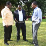 You can't force us to discuss 2022 politics now, leaders tell Mudavadi