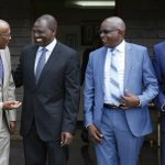 Central Kenya politicians assure William Ruto of support in 2022