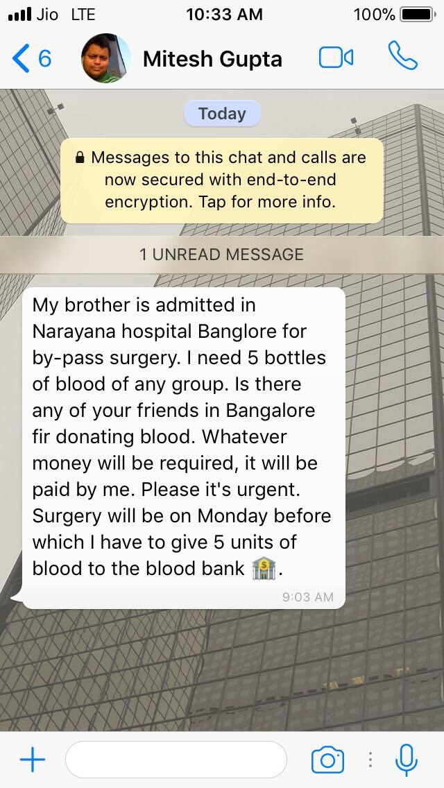 RT @videet_: Please RT. You can contact him on +91 9926191530/+919479235045. https://t.co/l5j7kbsijY
