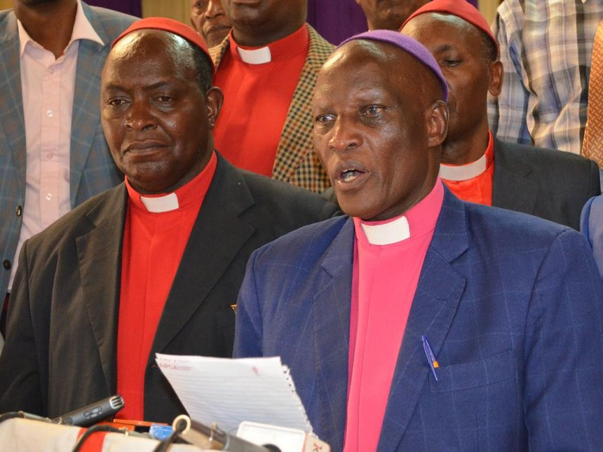 AIPCA bishop withdraws suit to allow dialogue, reconciliation