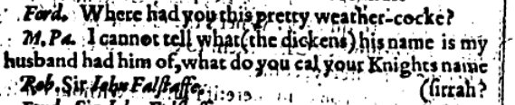 test Twitter Media - #DidYouKnow that use of 'what the dickens' as a substitute for 'what the devil' has nothing to do with Charles Dickens, but may be related to the name Dickin or Dickon (a diminutive of Richard). OED's current first quotation is from 1599, and Shakespeare used it in 1602. https://t.co/Y1eNHtS2JA