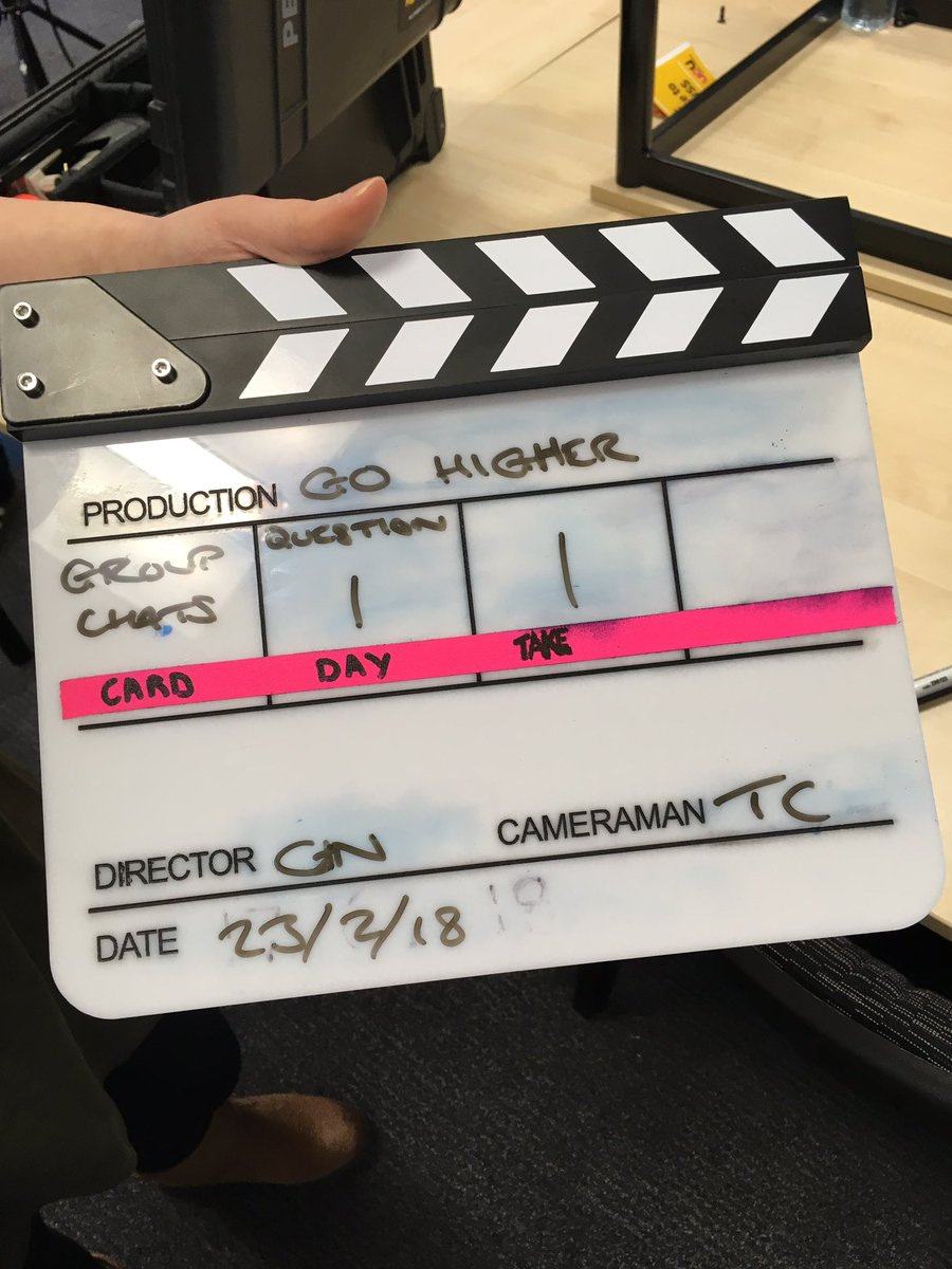 test Twitter Media - RT @LucyGHWY: We are filming something exciting today for @GoHigherWY  Keep your eyes peeled 👍🏻 https://t.co/MiS1uIDvFP