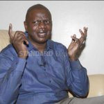 Former TV icon Louis Otieno touches hearts with tale of his sickness