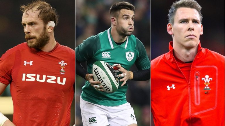 test Twitter Media - TEAM SELECTOR: Pick who you think would make it into a combined Ireland and Wales XV ahead of their Six Nations clash! https://t.co/PdYRy7NCvL https://t.co/lMtvC7hKNU
