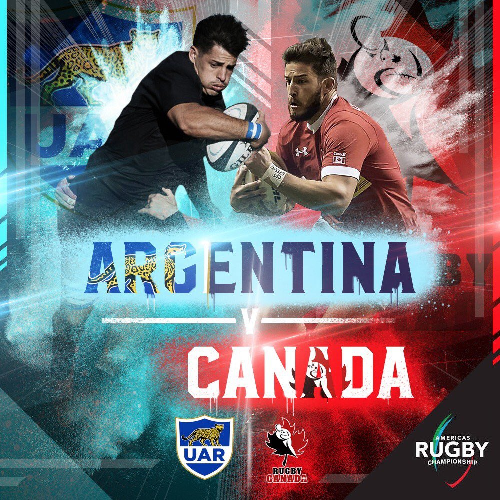 test Twitter Media - Round 4 of the Americas Rugby Championship kicks off on Saturday, with @USARugby aiming for their second consecutive title. ⏰All times GMT-3 @chilerugby1 v @RugbyUruguay - 15:10 @brasilrugby v USA - 17.40 @unionargentina v @rugbycanada - 20:10 https://t.co/JtkDZ2uypS