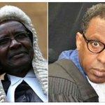 CJ David Maraga reprimands lawyer who represented Uhuru at Supreme court