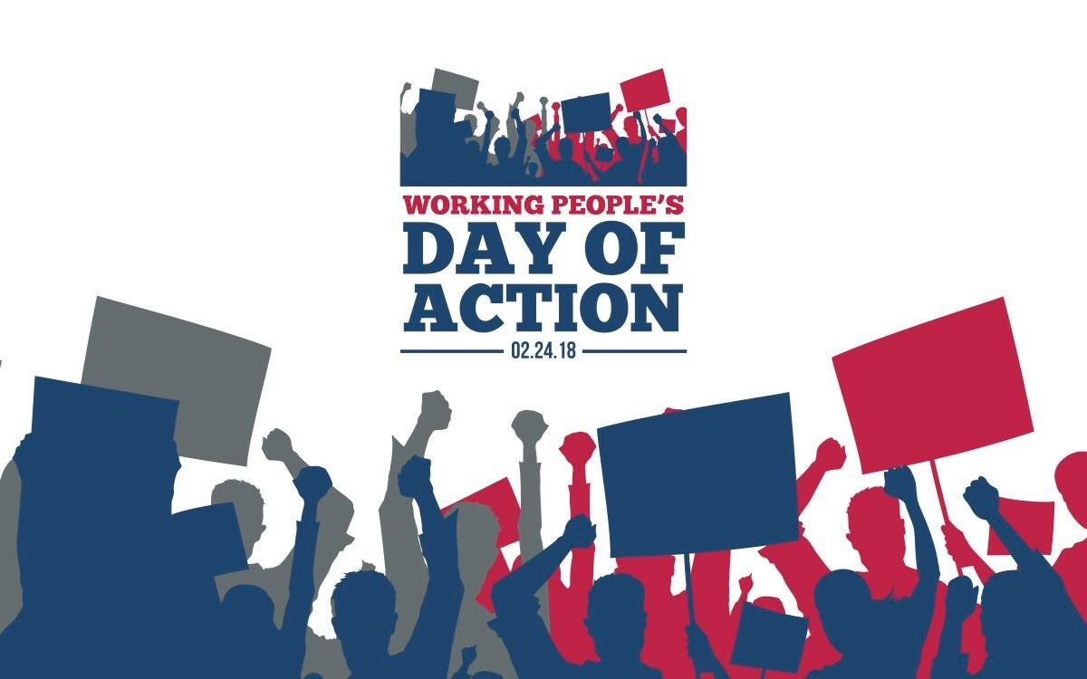 test Twitter Media - It is time to fight back and stand up for working people!  Who wants to join me at the Rally for Working People tomorrow?  It's a Day of Action. Not a day off.  Join us tomorrow at Noon at the Daley Plaza! https://t.co/DCHEPUmKfb