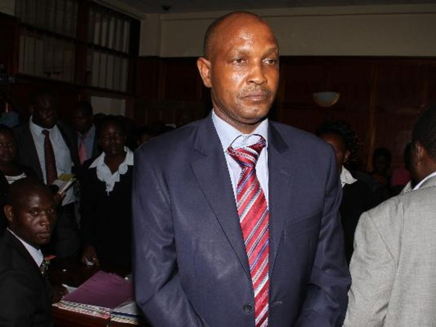 Ex Imenti Central MP Gideon Mwiti faces fresh rape charges