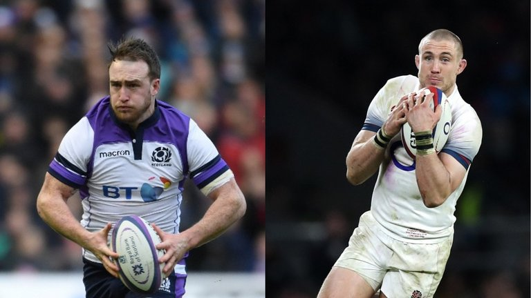 test Twitter Media - TEAM SELECTOR - Stuart Hogg or Mike Brown? Hamish Watson or Chris Robshaw? Who makes it into your Scotland v England combined XV? https://t.co/aREoDshOyC https://t.co/FP8qMoy0ER