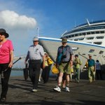 More cruise ships expected after sixth vessel docks at the port of Mombasa