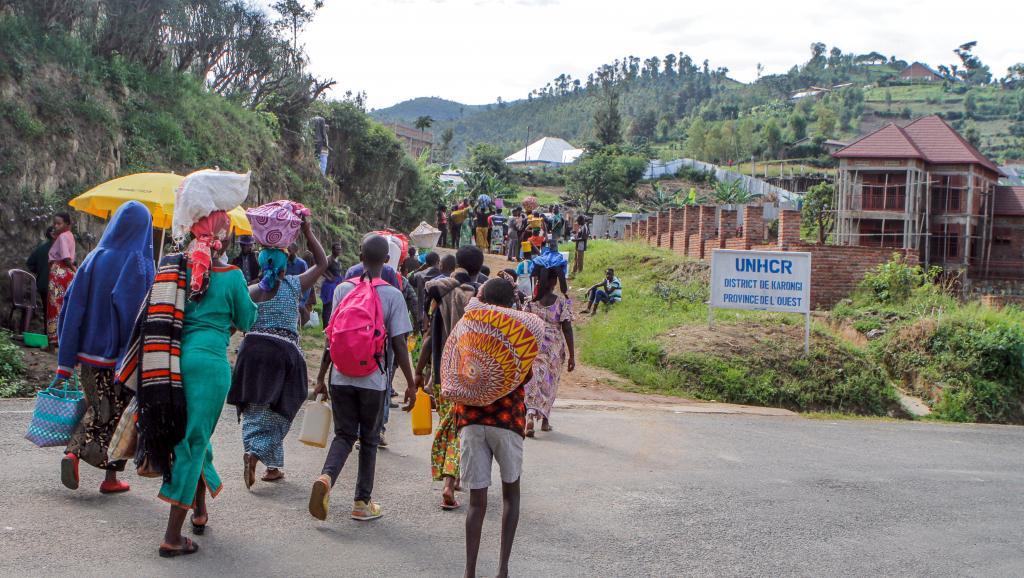 au moins cinq réfugiés congolais tués par la police au cours d'émeutes