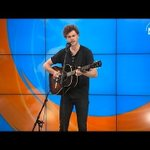 Vance Joy performs and chats Riptide and creating his new album