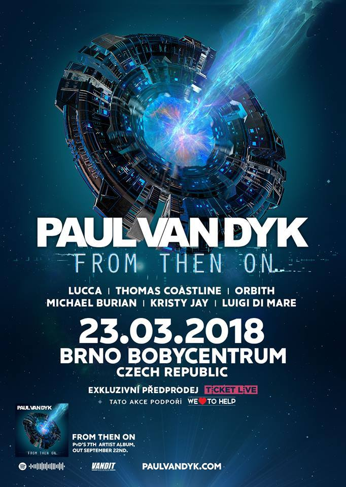 BRNO | March 23rd at Bobycentrum #FromThenOn https://t.co/wt2y8V9ZMc https://t.co/TJTsmtzZJP