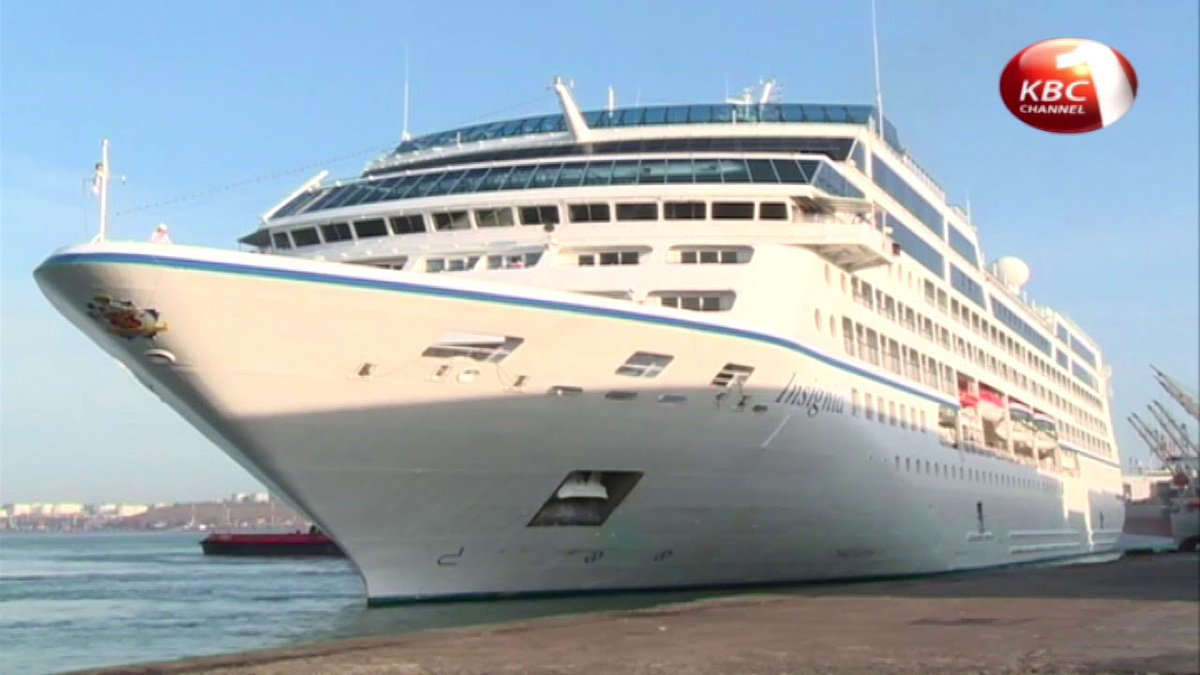 Cruise ship season increases high-end tourists in Kenya