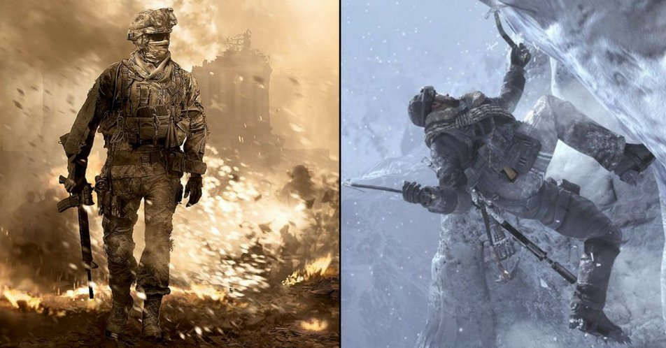 Call of Duty: Modern Warfare 2 reportedly being remastered. https://t.co/LQ3VZ2S8mv https://t.co/cw3Li193oI