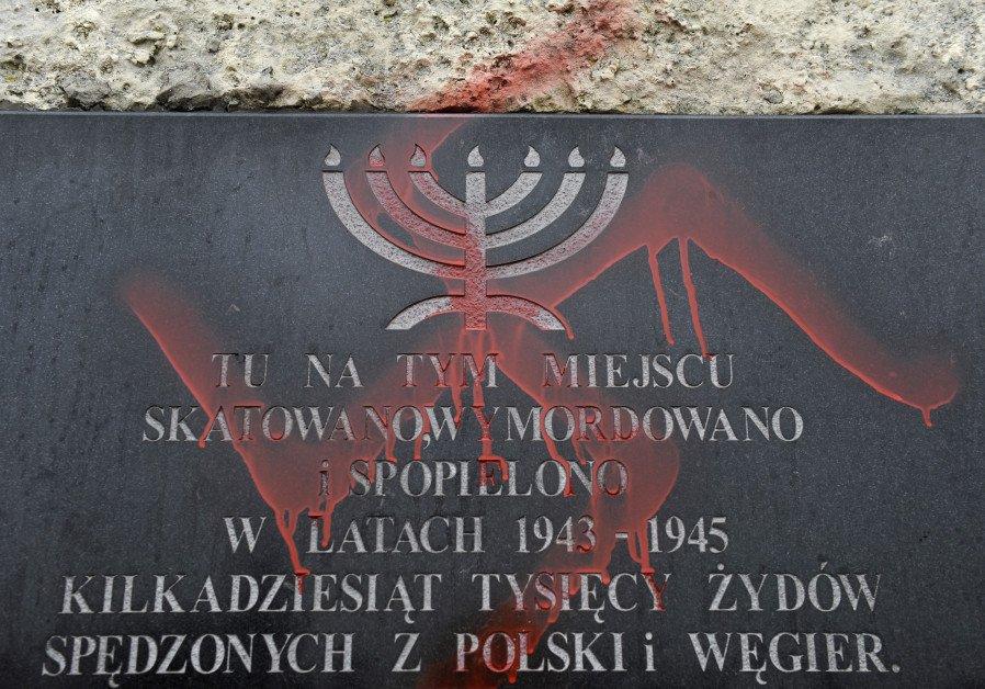 EU's Tusk warns Poland must stop antisemitic remarks