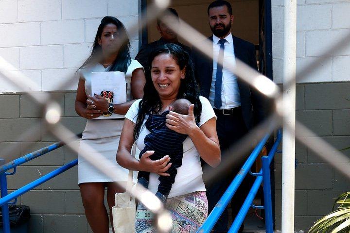 @BroadcastImagem: Toffoli solta presa por furtar comida com base em HC coletivo a mães. Hélvio Romero/Estadão