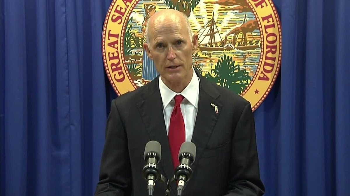 Florida governor calls to raise minimum age to buy firearms to 21