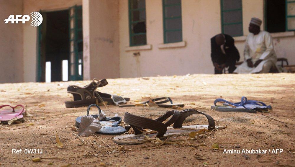 105 girls missing after Boko Haram school attack: parents