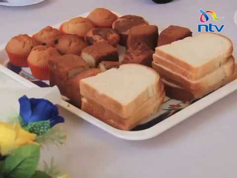 Food Friday: Baked products made out of sweet potatoes