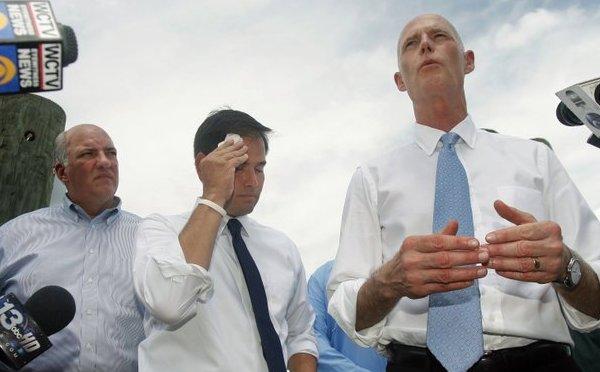 Florida governor: Ban gun sales to underage and mentally ill