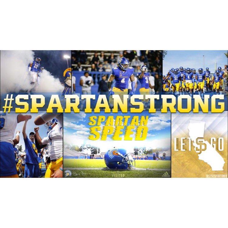 #SpartanUp