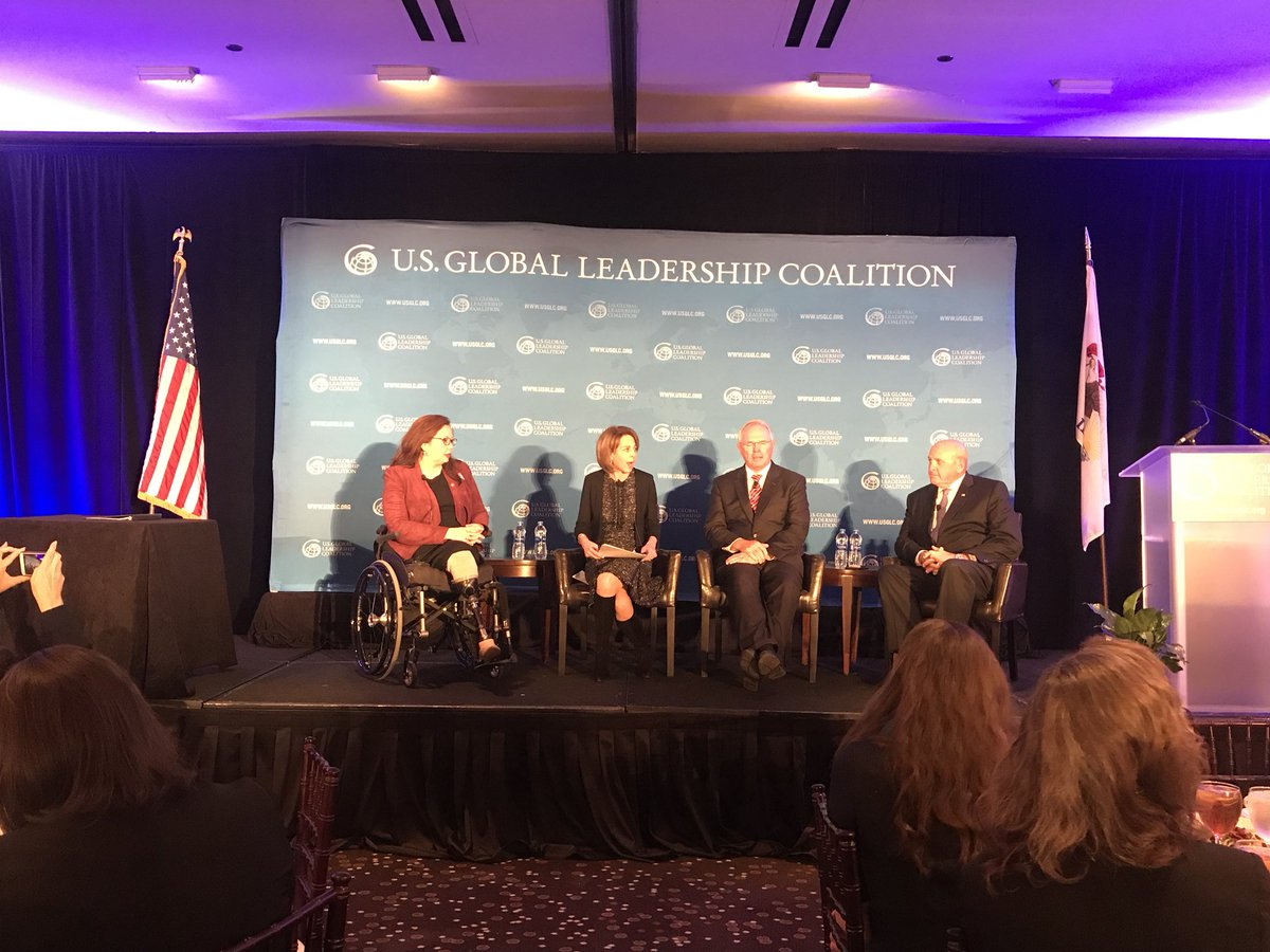 test Twitter Media - Excited to hear @SenDuckworth , Lt. General Kenneth Hunzeker, and @ambchrishill on the impact of the US role in the world for #IL #usglcIL #AmericaLeads @ChrisWelch_JD https://t.co/BjZZjA6Q6T