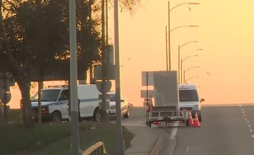 One Found Shot To Death In Crashed Car In LongBeach