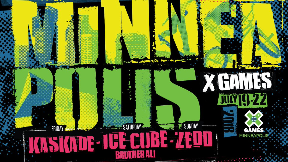 Catch me performing at the @XGames this July. Get tickets and more info here: https://t.co/snNSYpa04F https://t.co/yBHg3ao1Jz