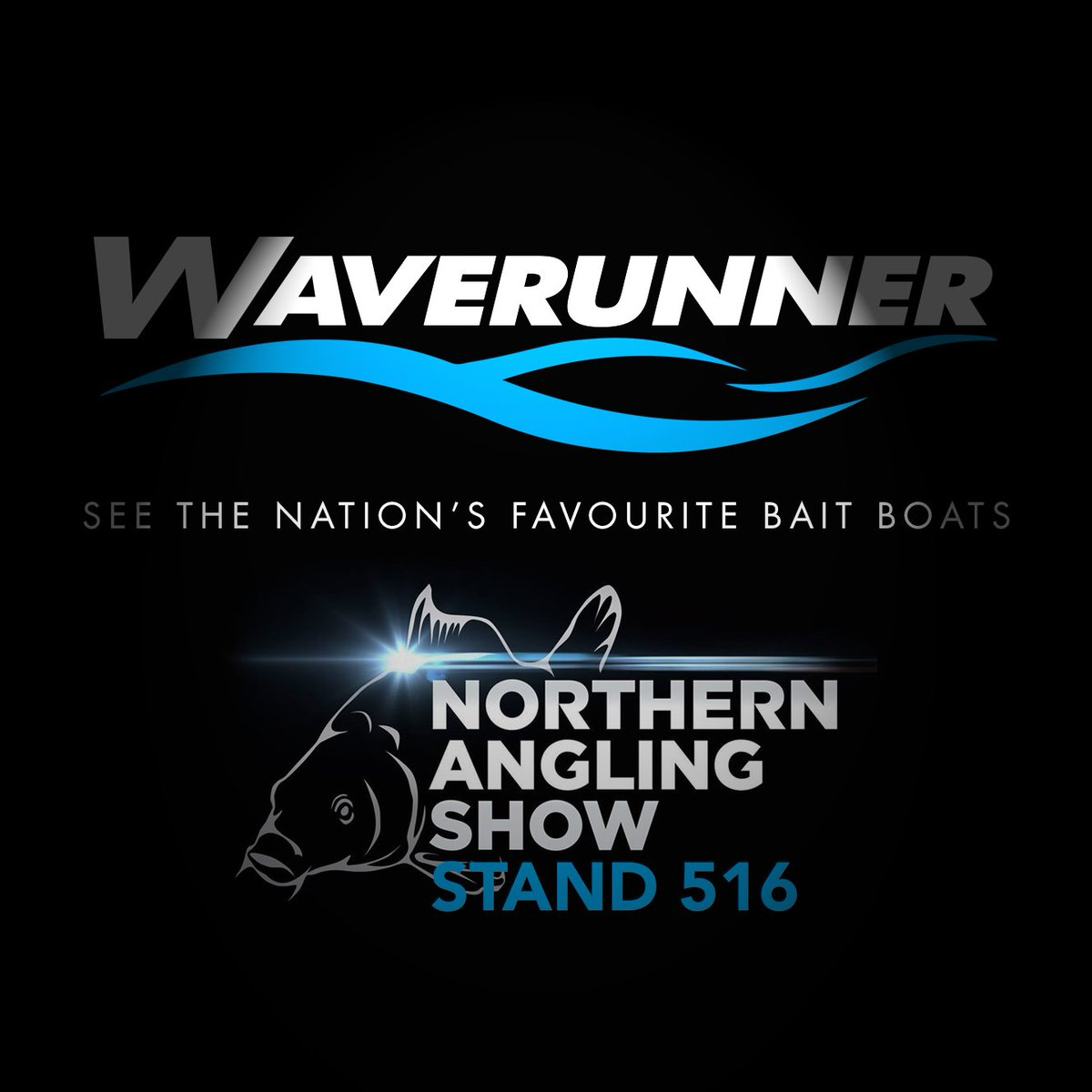 Come over and see us! #NAS #Northern #<b>Baitboat</b> #carpfishing #waverunner https://t.co/zWeAG7a4