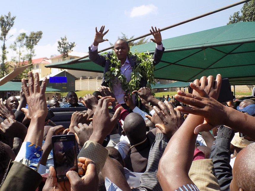 Two Bomachoge MPs retain seats as petitions thrown out