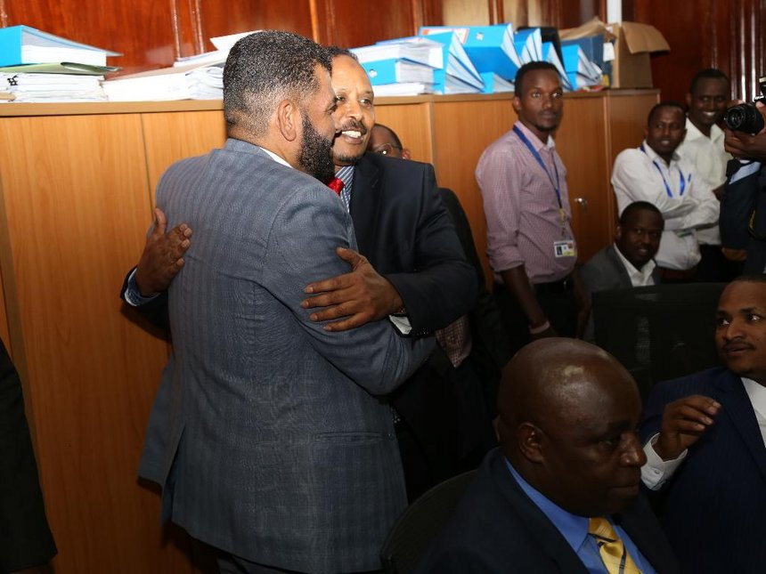 Wajir East MP win upheld, judge says suit lacked meri