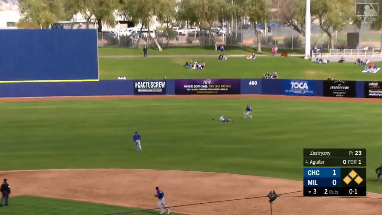 Don't tell @ihapp_1 'It's only Spring Training.' https://t.co/80T5XXDf1L