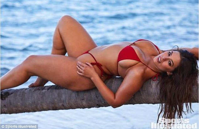 Ashley Graham Flaunts Her Curves In Red Bikini And More https://t.co/5HSDLaHLPN https://t.co/WbI58hMYXT ..