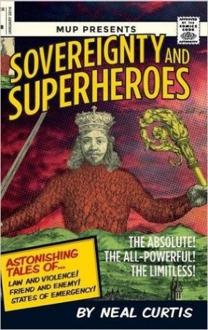 My review of Sovereignty and Superheroes by Neal Curtis #comics https://t.co/R0jk247piB https://t.co/GRdqlQgTGs