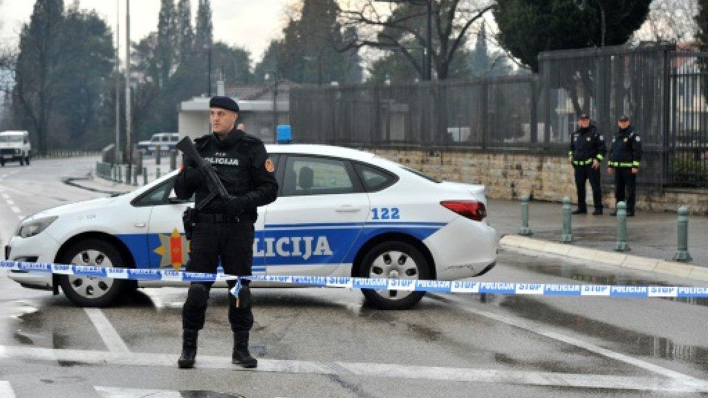 Montenegro suicide bomber sought 'forgiveness'