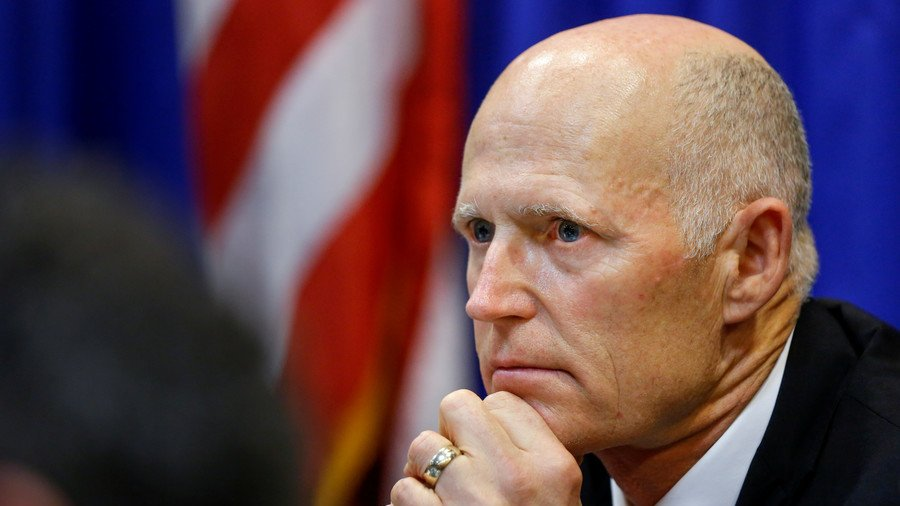 Florida Governor to raise age limit for buying gun and bans bump stock sales