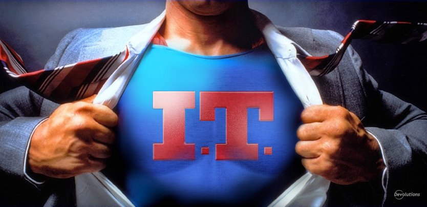 Real superheroes don't wear capes! Here's 10 #IT #Superheroes who changed our world: https://t.co/roceV0GNe9 https://t.co/buhsqxXIO7
