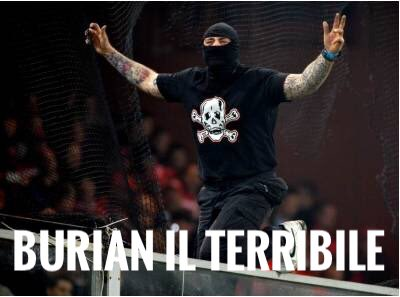 #Burian