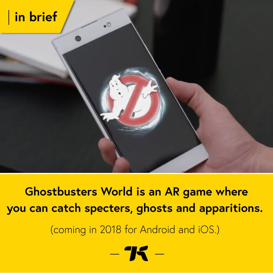 It sounds like Pokemon Go, except they're all Ghost-types. https://t.co/aex2qx1stG