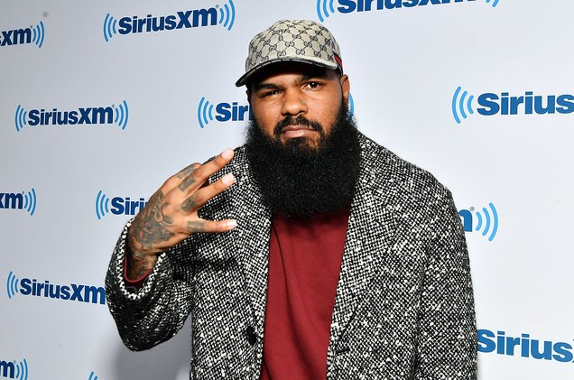 .@Stalley reflects on life and looks forward to his future in